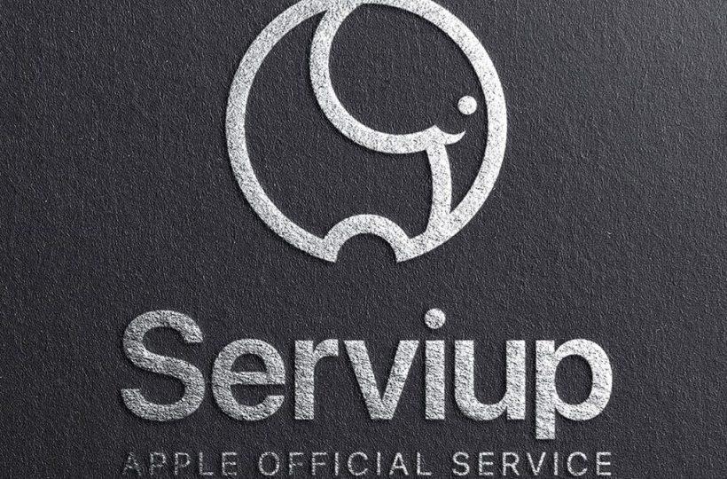 1_serviup_branding_logo_apple_official_service