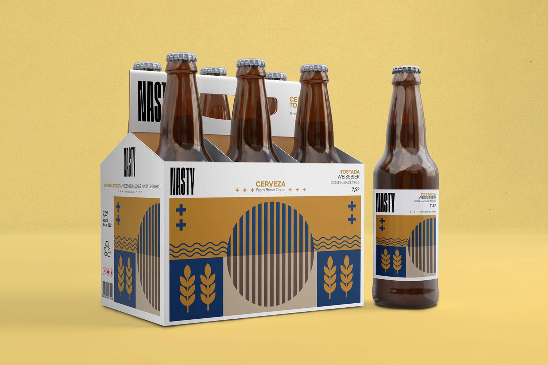 4_sixpack_nasty_berr_packaging_diseño_cerveza_artesana_costa_brava