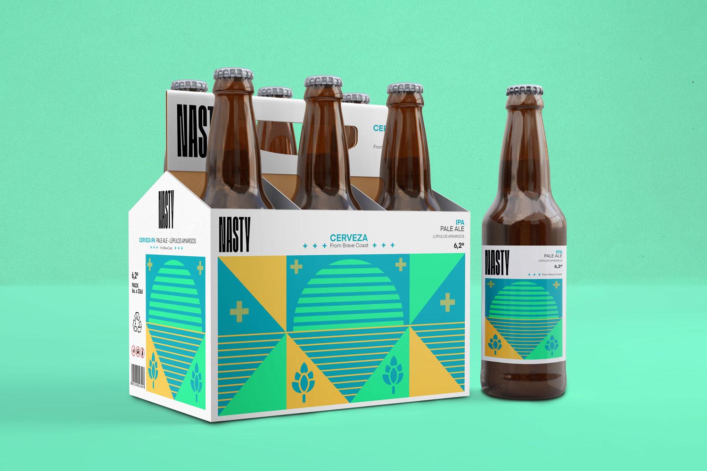 5_sixpack_cerveza_artesana_ipa_costa_brava_packaging_branding