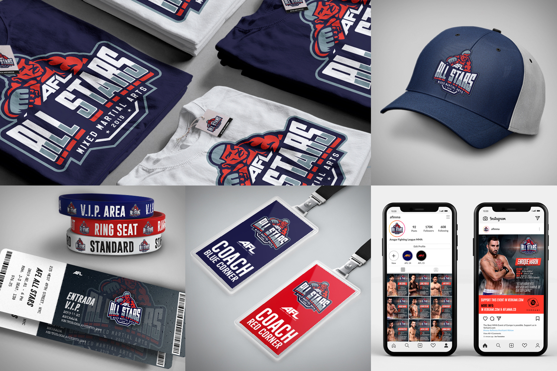 4_afl_mma_evento_merchandising_branding_deporte